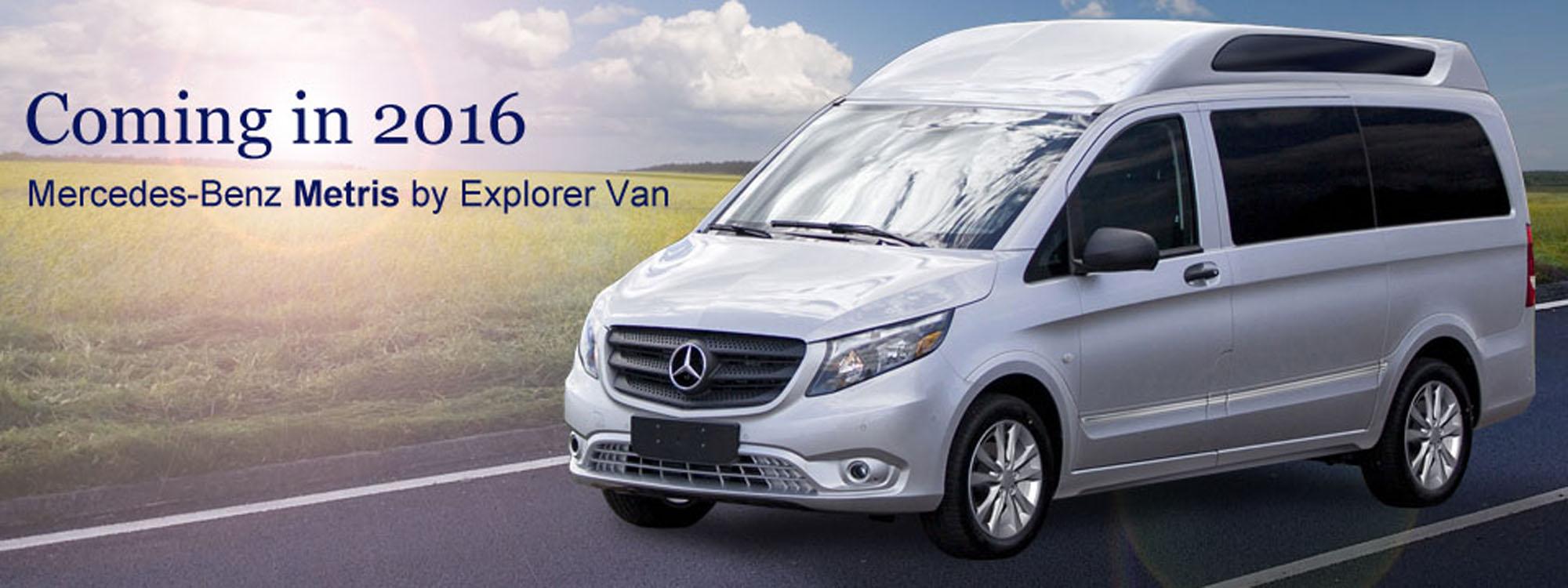 Mercedes Conversion Vans